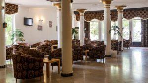 لابی هتل لوتوس کیش