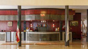پذیرش هتل لوتوس کیش