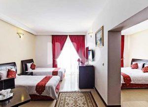 سوئیت هتل لوتوس کیش