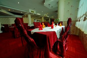 رستوران هتل سارا کیش
