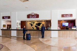 لابی هتل شایان کیش