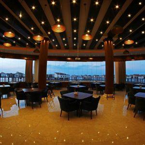 رستوران هتل ترنج کیش
