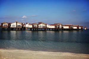 ساحل هتل ترنج کیش