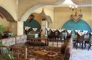 رستوران ایرانی هتل گامبرون کیش