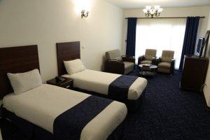 اتاق 2 تخته هتل گامبرون کیش