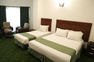 اتاق 3 تخته هتل گامبرون کیش