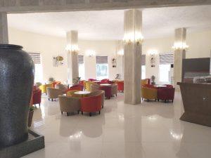 لابی هتل گامبرون کیش
