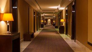راهرو هتل