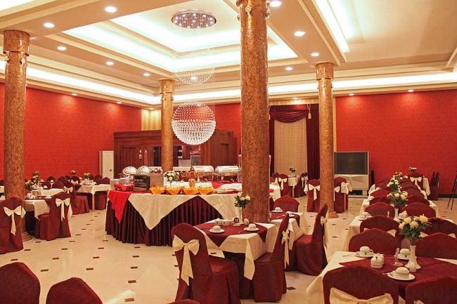 رستوران هتل هلیا کیش