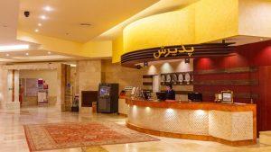 پذیرش هتل مارینا پارک کیش