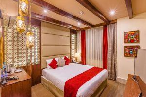 اتاق 2 تخته کلاسیک هتل بوتیک ایرمان قشم