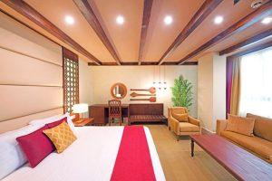 اتاق 2 تخته اکسکلوسیو هتل بوتیک ایرمان قشم