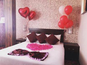 اتاق هتل پارمیدا کیش