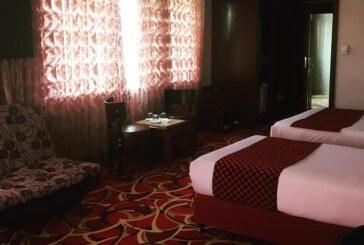 تور کیش هتل پارمیدا