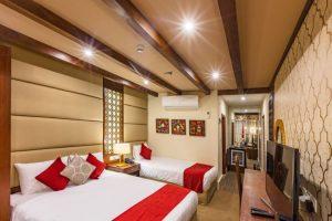 اتاق 3 تخته کلاسیک هتل بوتیک ایرمان قشم