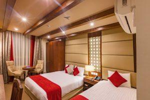 اتاق 3 تخته هتل بوتیک ایرمان قشم