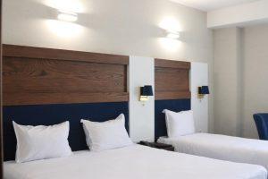 اتاق 3 تخته هتل آرامیس پلاس کیش
