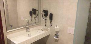 سرویس بهداشتی هتل آرامیس پلاس کیش