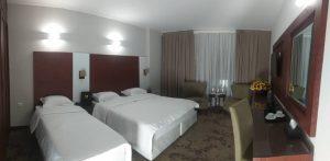 اتاق هتل آرامیس پلاس کیش