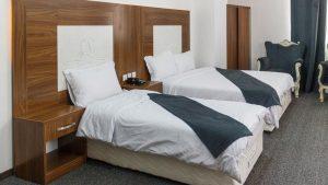 اتاق 2 تخته هتل آرکا قشم