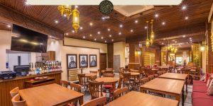 رستوران هتل بوتیک ایرمان قشم