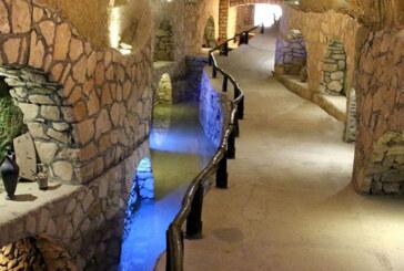 شهر زیر زمینی 2500 ساله کاریز کیش