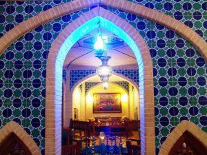 رستوران سنتی هتل پارمیس کیش