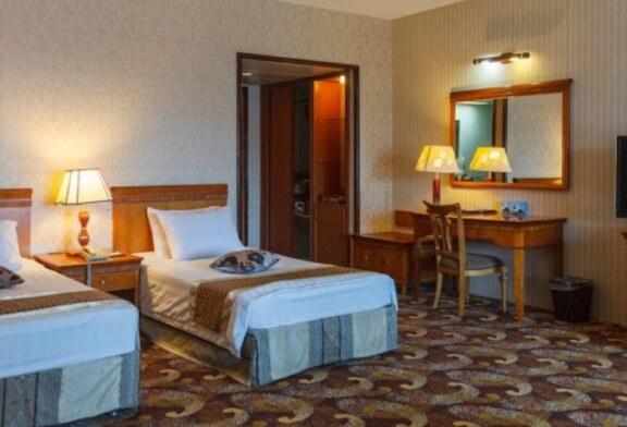 تور کیش هتل پارمیس