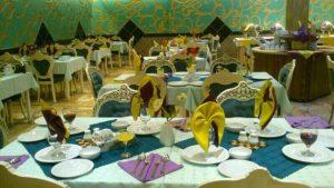 رستوران هتل دیبا مشهد
