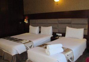اتاق 3 تخته هتل آرامیس