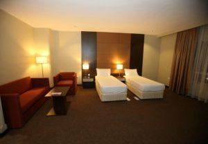اتاق توئین هتل ایران کیش