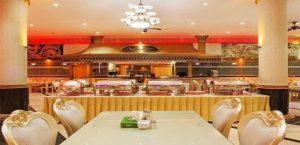 رستوران هتل خاتم کیش
