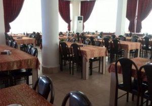 رستوران هتل پانیذ کیش