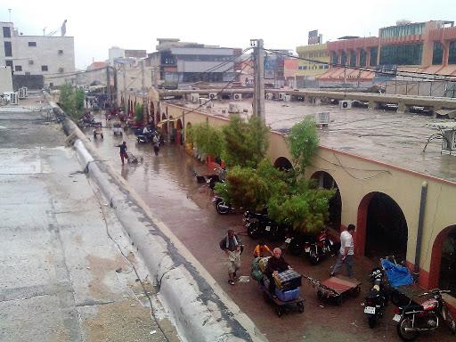 بازار قدیم درگهان