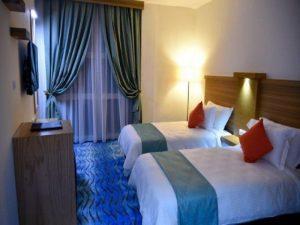 اتاق 3 تخته هتل بین المللی کیش