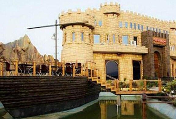 رستوران قلعه قشم