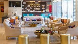 کافی شاپ هتل ایران کیش
