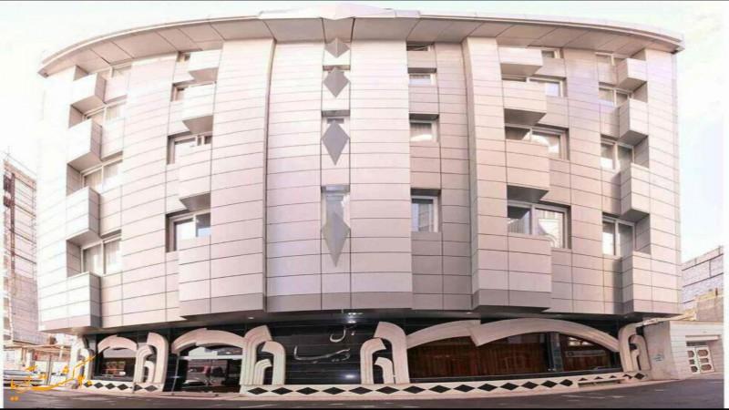 هتل دیبا مشهد