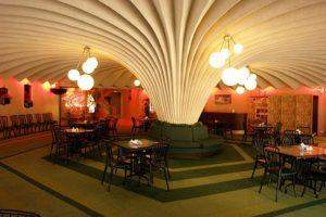 کافی شاپ هتل مریم کیش