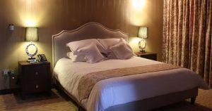 اتاق 2 تخته هتل مریم کیش