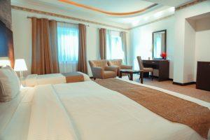اتاق 3 تخته هتل صدف کیش
