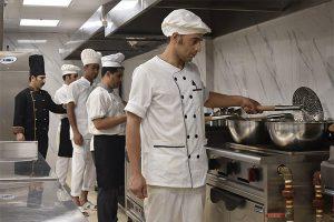 رستوران هتل بین المللی کیش