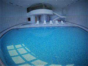 مجموعه آبی هتل بین المللی کیش