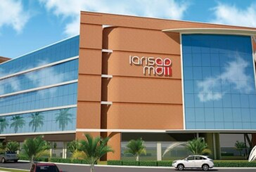 مرکز خرید لاریسا مال کیش