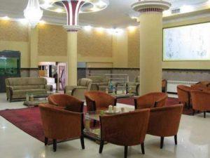 لابی هتل پانیذ کیش