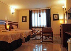 اتاق 3 تخته هتل پانیذ کیش