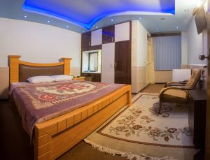 اتاق 2 تخته هتل آرمان قشم