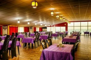 رستوران هتل خلیج فارس قشم