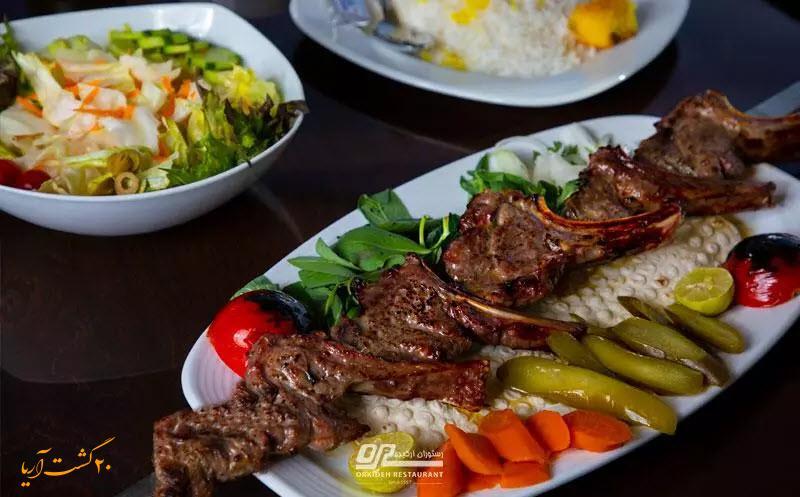 رستوران شاندیز مشهد