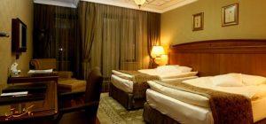 اتاق سه تخته هتل سنترال پلاس